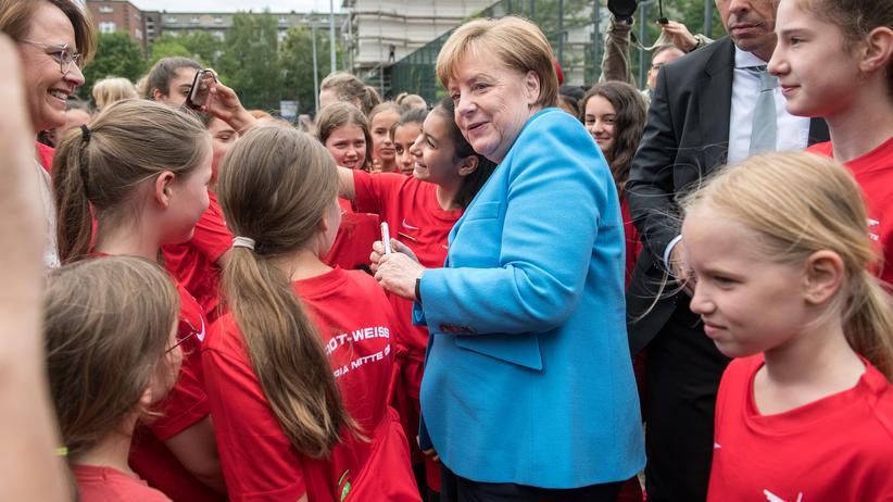 Wandel der CDU: Angela Merkels linksliberales Erbe