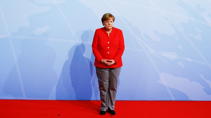 """Laut dem """"Forbes""""-Magazin seit acht Jahren die mächtigste Frau der Welt: Angela Merkel"""