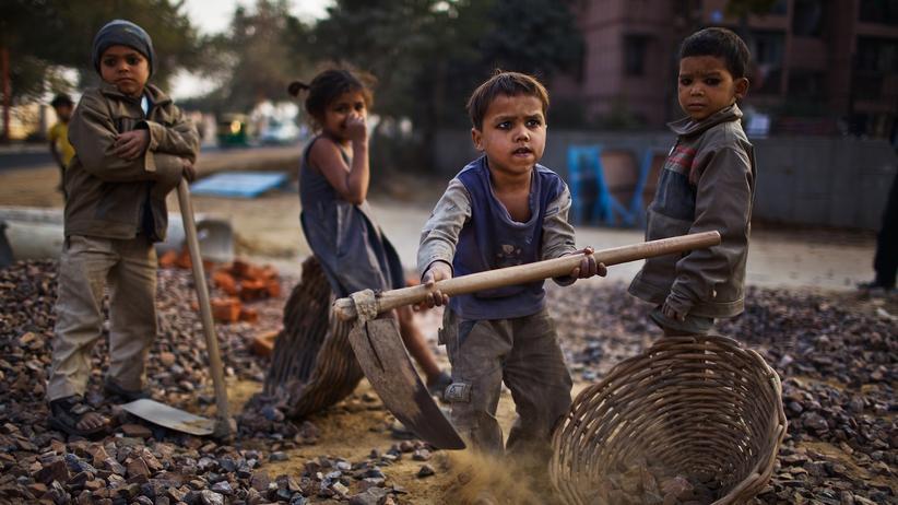 Gerd Müller: Weltweit sind viele Millionen Kinder gezwungen, zu arbeiten.