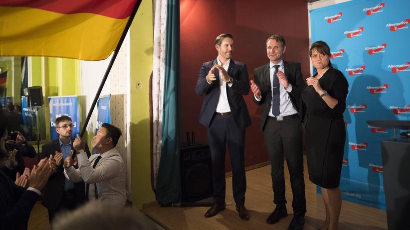 AfD-Parteijugend: Junge Alternative will sich selbst überwachen