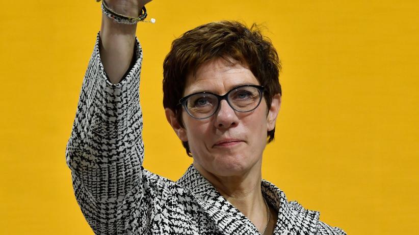 Annegret Kramp-Karrenbauer: Wie stellen Sie sich den Konservatismus von morgen vor?