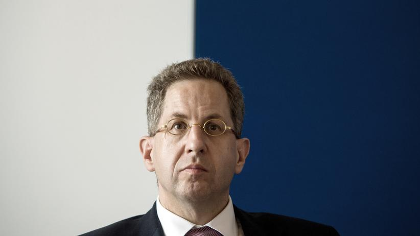 Horst Seehofer: Der ehemalige Präsident des Bundesamts für Verfassungsschutz, Hans-Georg Maaßen