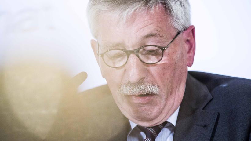 SPD: Neues Ausschlussverfahren gegen Thilo Sarrazin