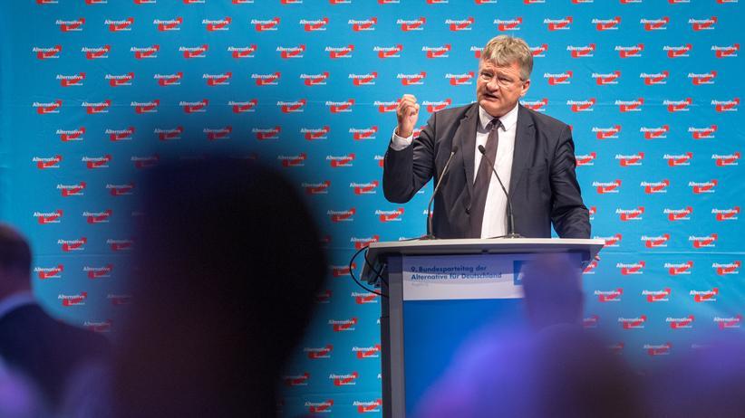 Parteispendenaffäre: AfD-Chef Jörg Meuthen profitierte offenbar auch von Einzelspendern