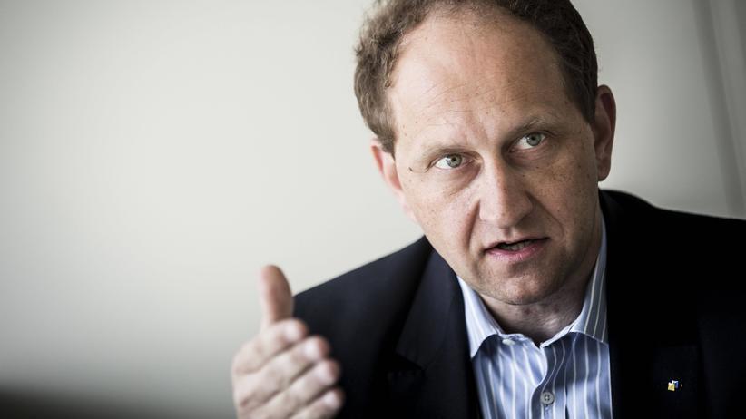 """Alexander Graf Lambsdorff: """"Die EU ist wie der Kölner Dom"""""""