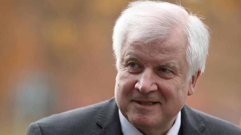 Bundesinnenministerium: Bundesinnenminister Horst Seehofer (CSU)