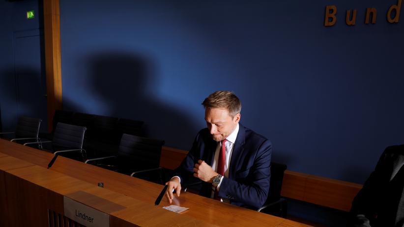 Christian Lindner: Der FDP-Vorsitzende Christian Lindner (Archivbild)