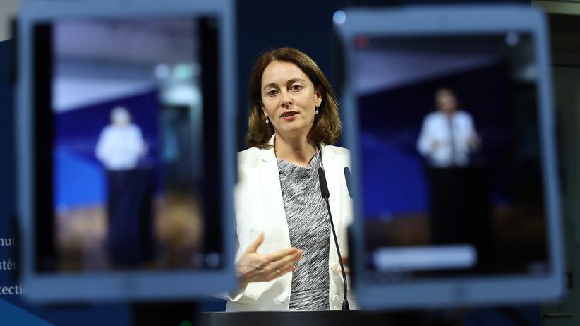 Datendiebstahl: Katarina Barley fordert schnelle Reaktion von Internetanbietern