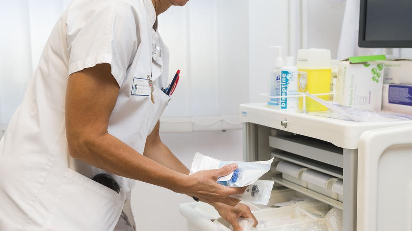 Pflegekräfte aus dem Ausland: Der Bedarf an qualifizierten Pflegekräften ist groß.