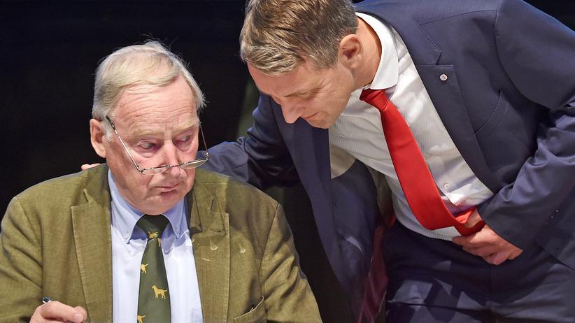"""Verfassungsschutz: Das Gutachten, das die AfD zum """"Prüffall"""" macht"""