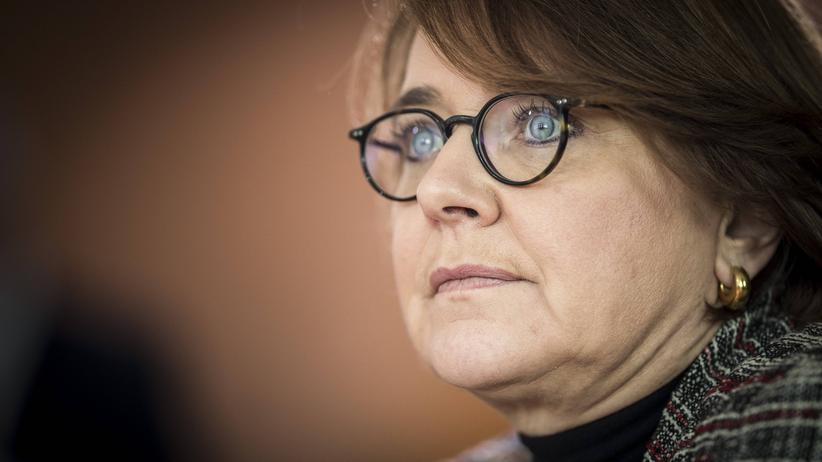 Annette Widmann-Mauz: Was hat die denn mit Integration zu tun?