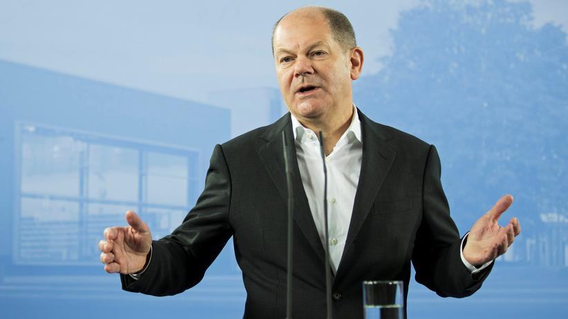 Bundeshaushalt: Olaf Scholz fehlen in den kommenden Jahren 25 Milliarden Euro