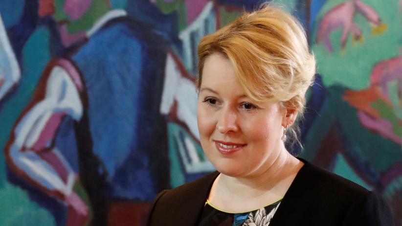 Franziska Giffey: Hochschule prüft Doktorarbeit der Familienministerin