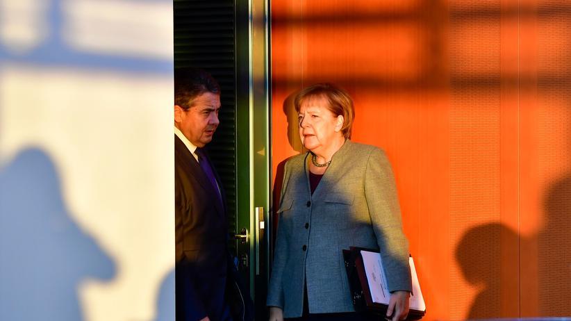 Sigmar Gabriel: Ex-SPD-Chef stellt große Koalition infrage