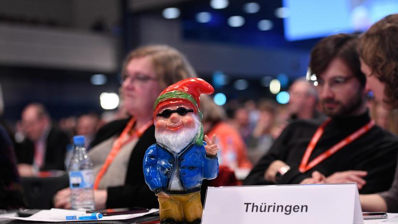 Landtagswahlkampf: Thüringer SPD ohne Kandidaten für Ministerpräsidentenamt