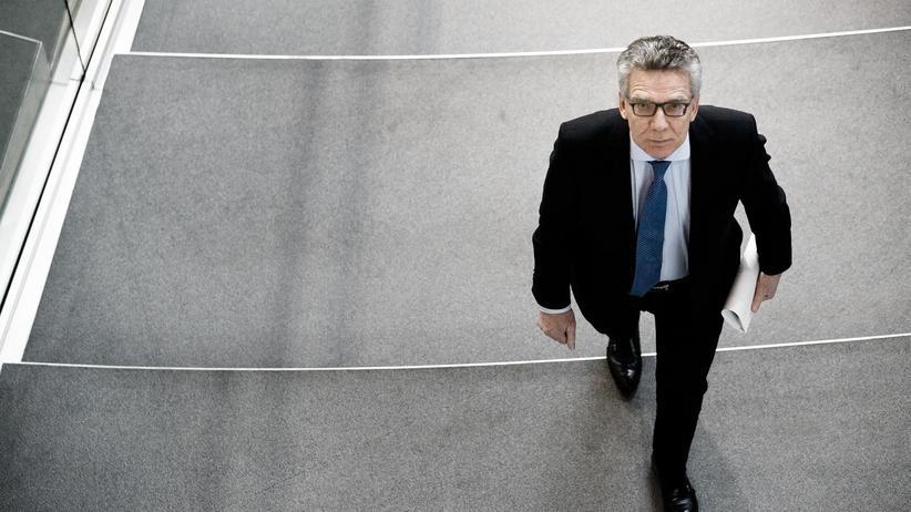 Thomas de Maizière: Als gutes Regieren noch reichte