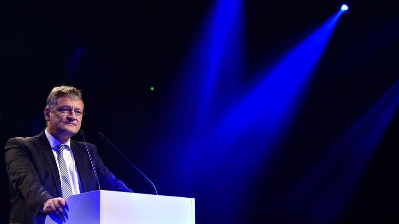 Parteispende: AfD droht weitere Strafzahlung wegen Spende an Jörg Meuthen