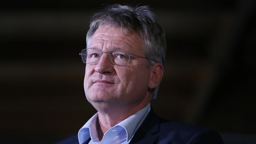 AfD-Parteispenden: Der Spitzenkandidat für die Europawahl und Parteivorsitzende der AfD, Jörg Meuthen