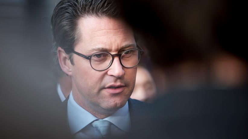 Lobbyismus: Verkehrsminister Andreas Scheuer