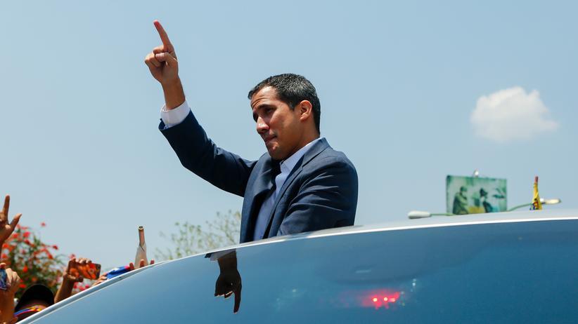 Venezuela-Krise: Bundesregierung erkennt Guaidó-Gesandten nicht als Botschafter an