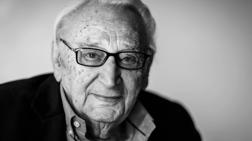 """Egon Bahr: """"Ich wollte mithelfen, dass der Frieden bleibt"""""""