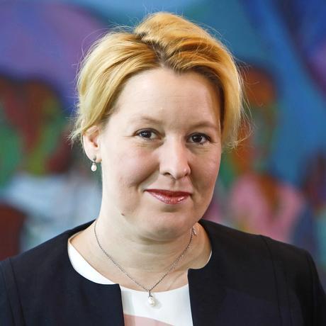 Große Koalition: Franziska Giffey, Familienministerin (SPD)