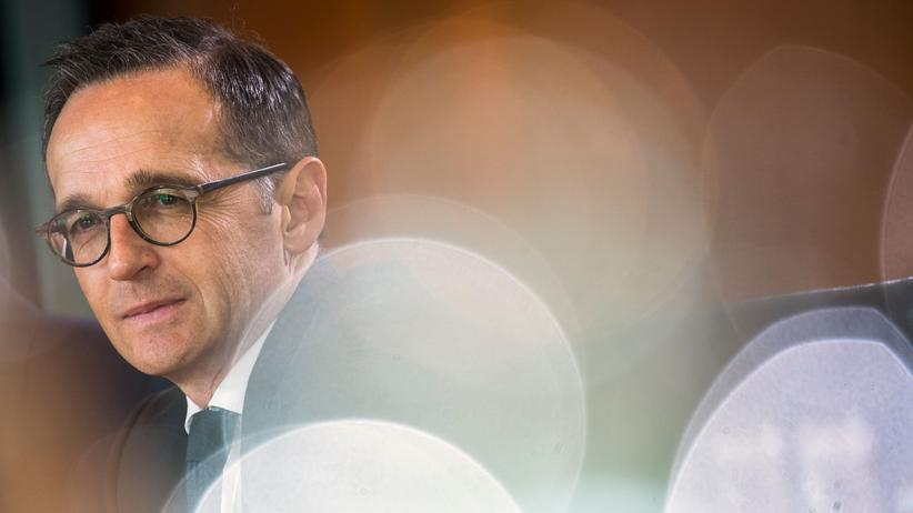 """Heiko Maas: """"Unsere Außenpolitik muss weiblicher werden"""""""