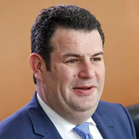 Große Koalition: Hubertus Heil,  Arbeitsminister (SPD)