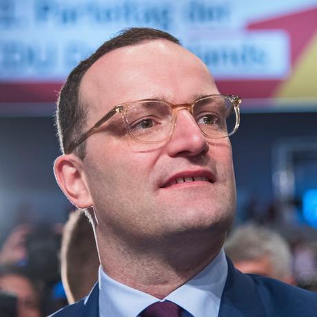 Große Koalition: Jens Spahn, Gesundheitsminister (CDU)
