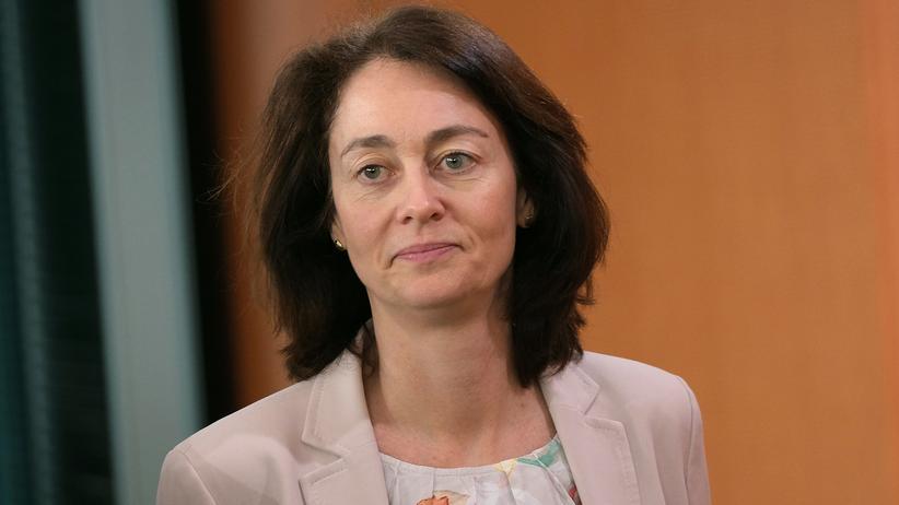 Justizministerin: Katarina Barley plant allgemeines Informationssystem für die Polizei