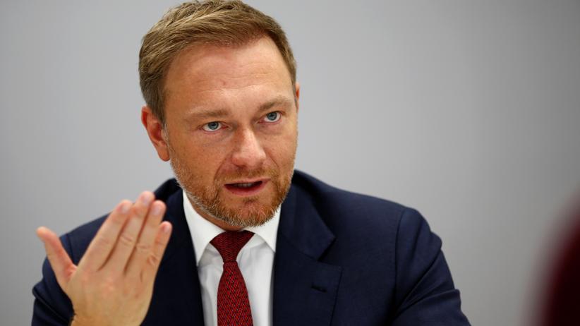 """Klimaschutz: """"Deshalb schlage ich vor, dass einmal pro Schuljahr an deutschen Schulen ein Klimatag eingeführt wird: Schülerinnen und Schüler können hier alle Facetten des Themas beleuchten"""": FDP-Chef Christian Lindner"""