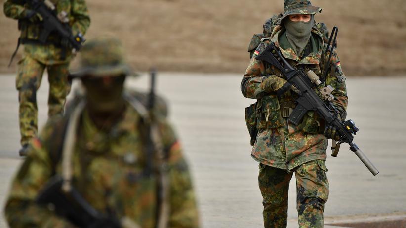Militärischer Abschirmdienst: Zahl rechtsextremer Soldaten in der Bundeswehr höher als bekannt