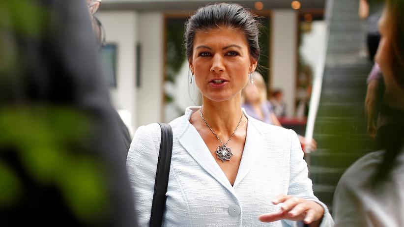 Sahra Wagenknecht: Sahra Wagenknecht (Archiv)