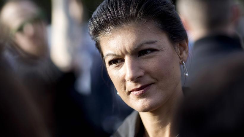 Sahra Wagenknecht: Die Streitbare geht