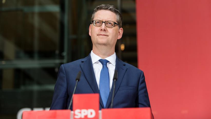 SPD-Landeschef: Thorsten Schäfer-Gümbel zieht sich aus der Politik zurück