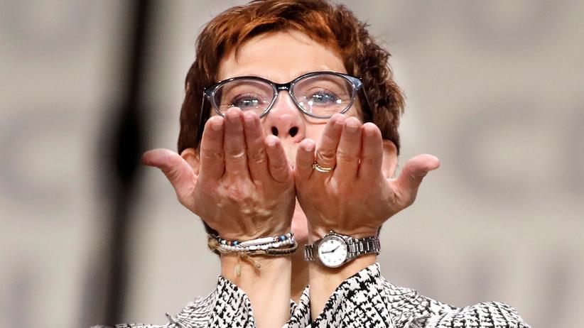 Bundeskanzlerin: Auf wen Annegret Kramp-Karrenbauer zählen könnte