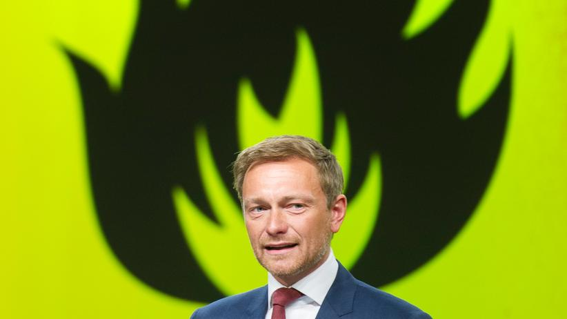 Christian Lindner FDP