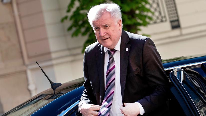 """""""Islamischer Staat"""": Seehofer beim G7-Innenminister-Treffen in Paris"""
