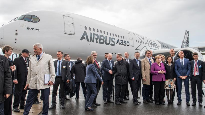 Airbus : Bundesregierung kauft neue Flugzeuge