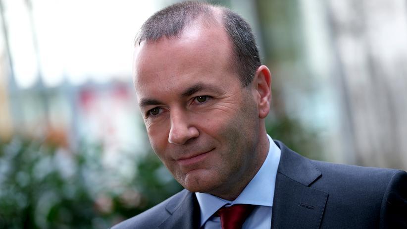 Europawahl: Weber will Frontex noch weiter ausbauen