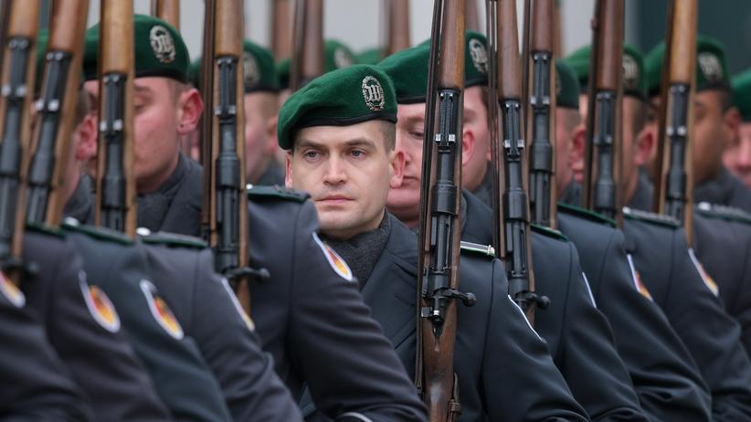 Nato: Deutschland muss mehr in die Verteidigung stecken