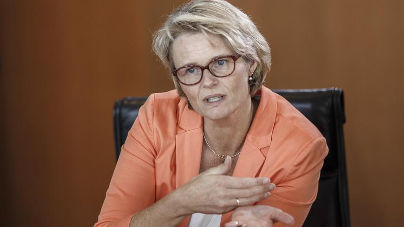 Anja Karliczek: Hochschulen und Forschung bekommen ab 2021 mehr Geld