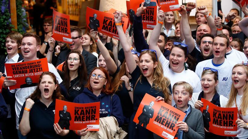Landtagswahl in Bremen: CDU gewinnt in Bremen