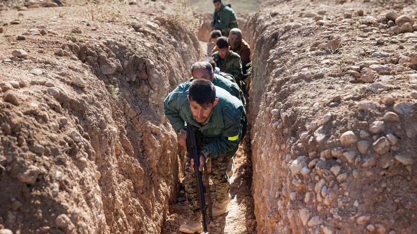 Irak: Bundeswehr will Ausbildung von irakischem Militär fortsetzen