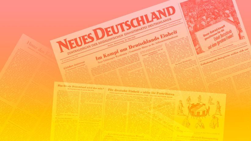 Grundgesetz aus Ost-Sicht: Wie die SED das Grundgesetz bekämpfte