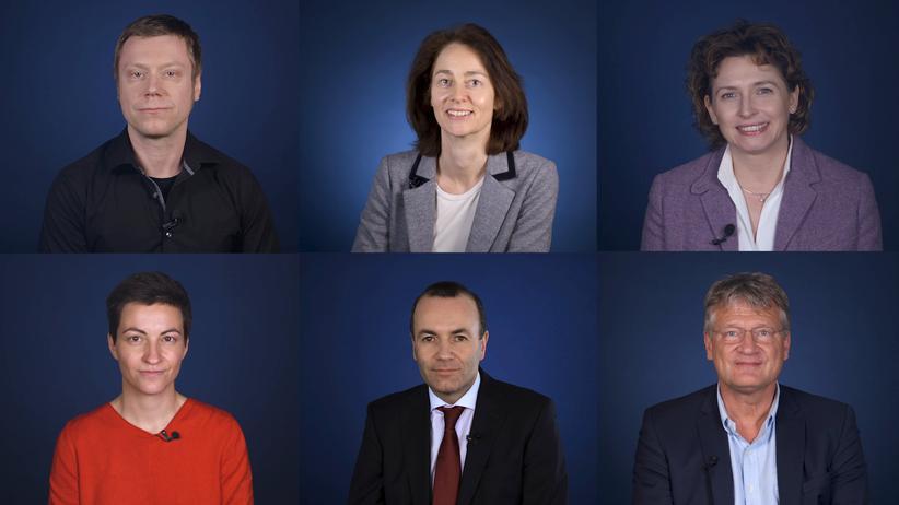 Europawahl: Was sie mit Europa vorhaben