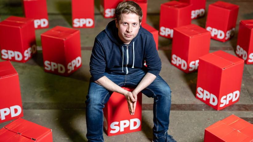 Europawahlergebnis: Kevin Kühnert warnt SPD vor Isolation