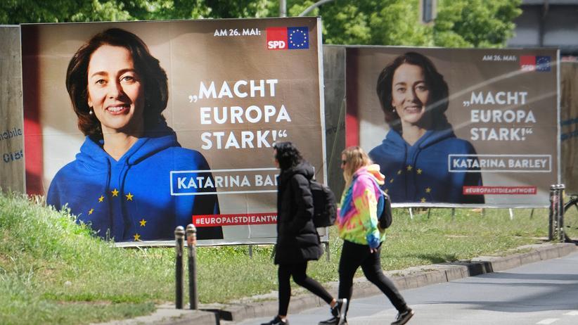 SPD-Spitzenkandidatin: Katarina Barley für EU-Flüchtlingsverteilung über Kommunen