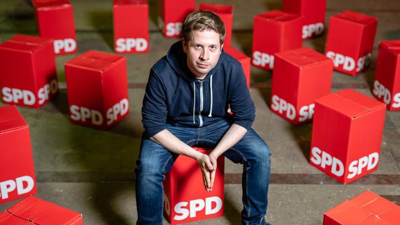 Kevin Kühnert: Der Eigentliche