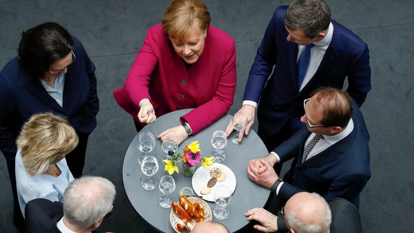 Große Koalition: Nur Verlierer
